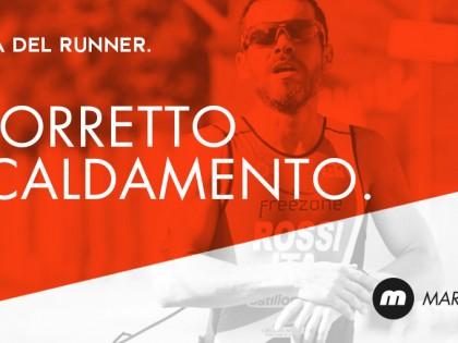 Il corretto riscaldamento per un runner
