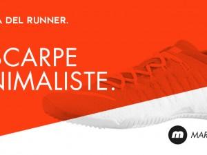 Barefoot: le scarpe minimaliste nel running