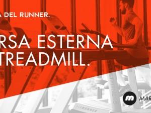 Corsa esterna Vs Treadmill