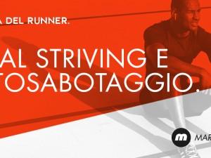 Goal Striving e autosabotaggi del Runner